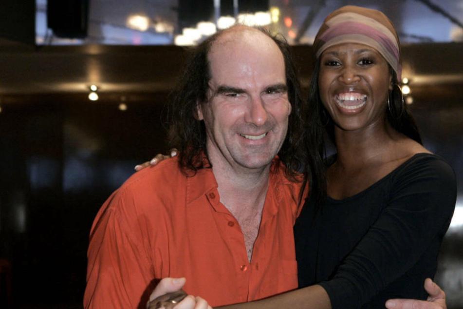 """2007 trat Motsi Mabuse mit Sänger Guildo Horn bei """"Let's Dance"""" an."""