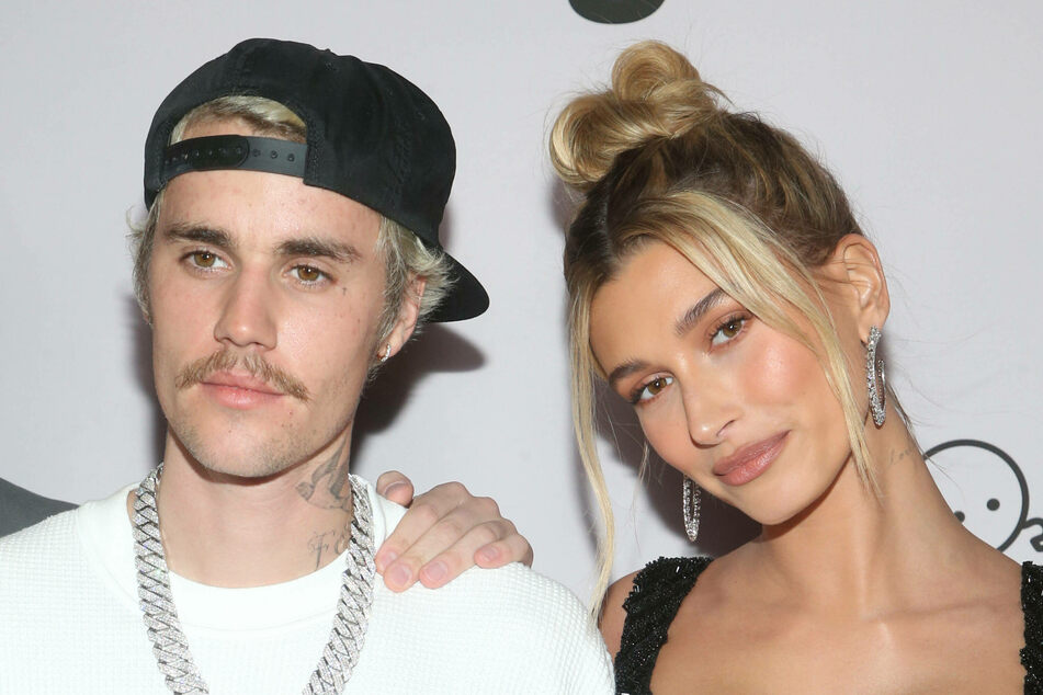 Hailey Bieber now has Justin Bieber's initial tattooed on her ring finger.