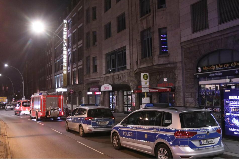 """Berlin: """"Feuchte Banditen"""" schlagen in Berlin-Friedrichshain zu"""