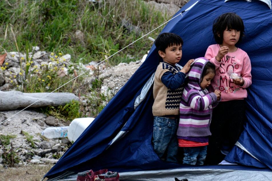 Heute kommen kranke Flüchtlings-Kinder nach Baden-Württemberg