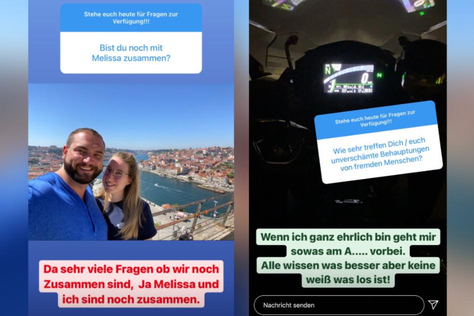 Auf Instagram liefert Philipp die entscheidende Antwort.
