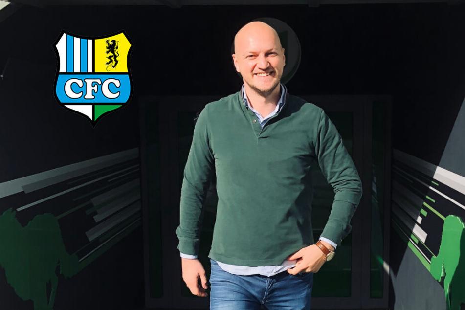 CFC präsentiert neuen Sportdirektor! Armin Causevic legt sofort los