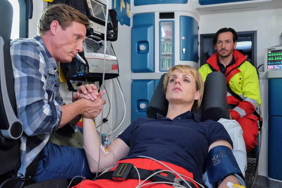 Viele Ärzte der Sachsenklinik werden am Tag der Massenpanik selbst verletzt und können die unzähligen Patienten nicht behandeln.