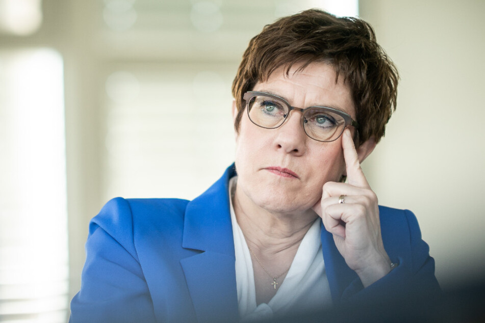 Annegret Kramp-Karrenbauer, CDU-Bundesvorsitzende und Verteidigungsministerin.