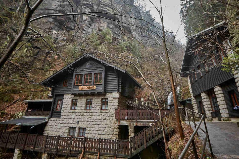 Achtung Steinschlag! Wanderverbote in der Sächsischen Schweiz