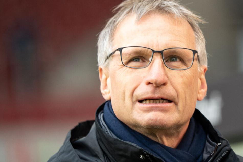 Ex-VfB-Sportvorstand Michael Reschke wird offenbar Kaderplaner bei Schalke 04.