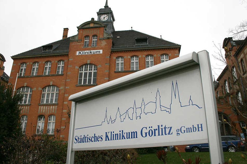 Das Klinikum Görlitz verhängte für zwei Fachbereiche jetzt einen Aufnahme-Stopp.