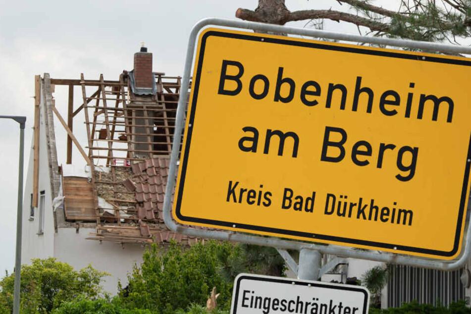 Wetterdienst bestätigt: Diese deutsche Kleinstadt wurde von Tornado heimgesucht!