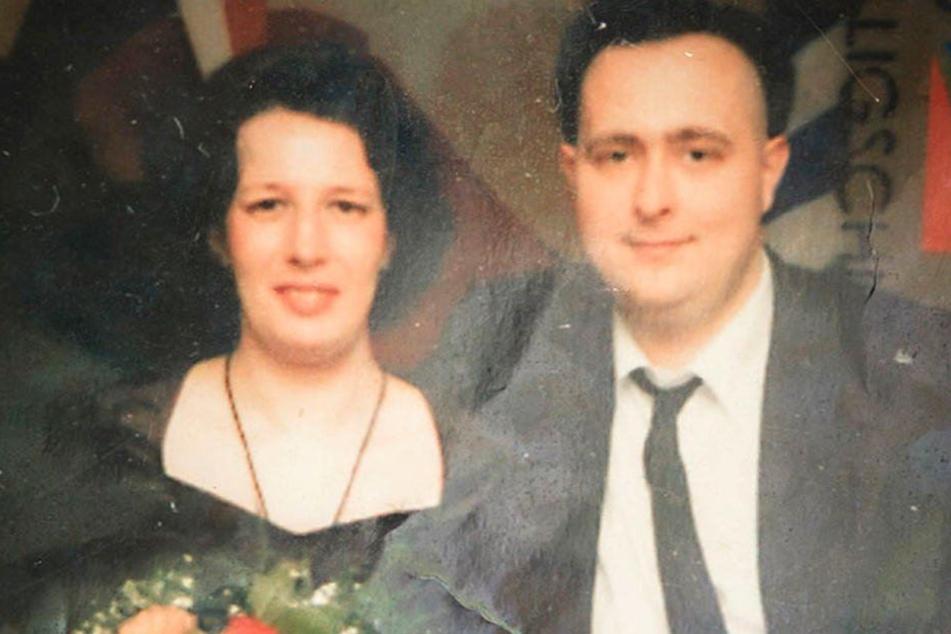 Ein Foto aus glücklichen Tagen: Diane Bartsch und ihr Mann André (35).