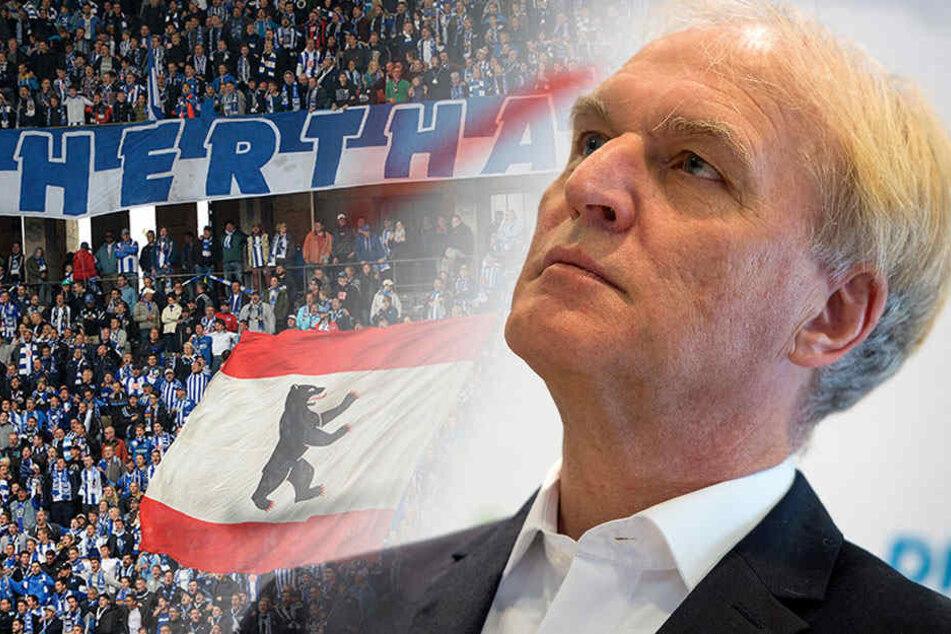 Olympiastadion: Preetz präsentiert erste Umbau-Ideen und DLV-Präsident ist sauer