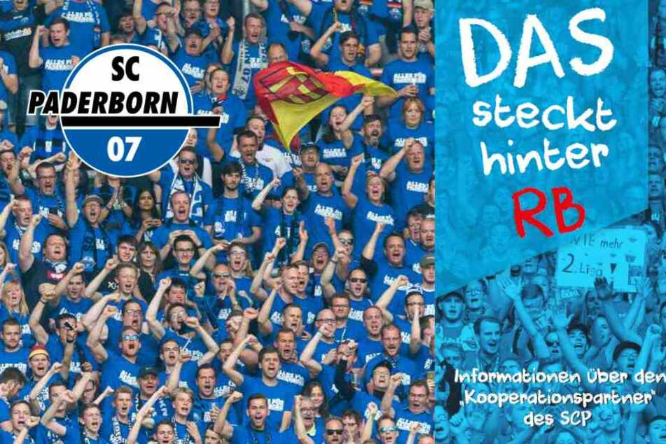 Protest gegen Kooperation mit RB Leipzig: SCP-Fans starten fette Flyer-Aktion