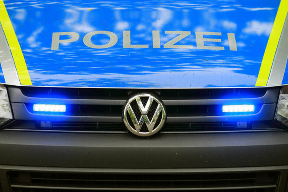 Die Polizei konnte den Ehemann nur mit Hilfe von Pfefferspray aufhalten.
