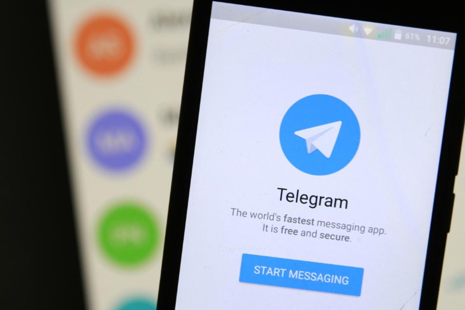 """Zwei Männer in Untersuchungshaft nach Ermittlungen bei """"Telegram"""""""
