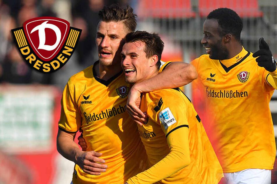 Fluch beendet! 10.000 Dynamo-Fans feiern ersten Sieg der SGD gegen Nürnberg