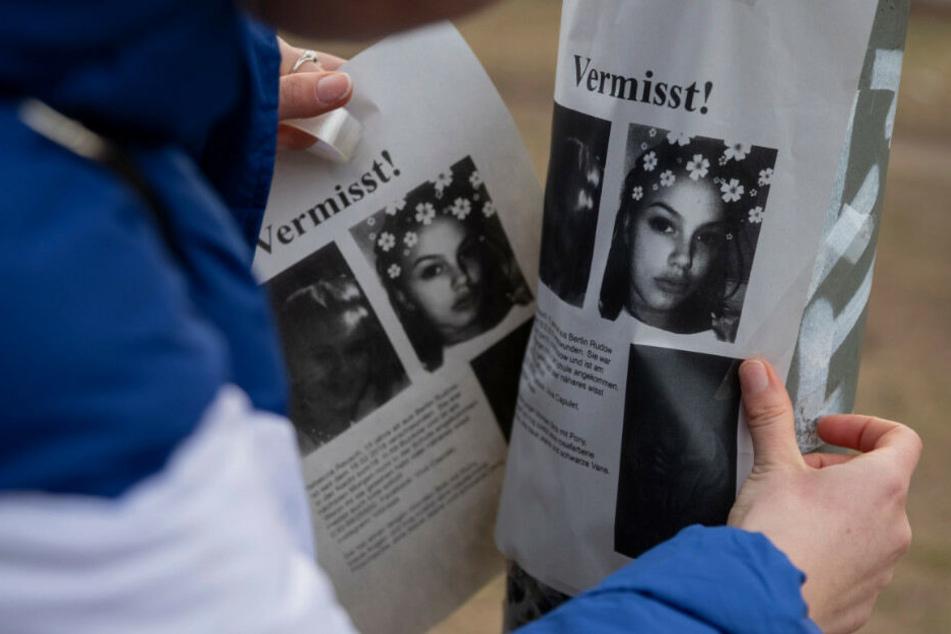 Seit dem 18. Februar gilt das Mädchen als vermisst.