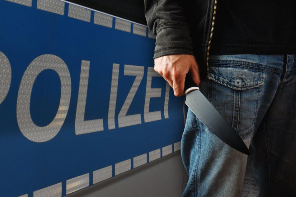 Im Heidelberger Bahnhof hat ein Mann Bundespolizisten bedroht. (Symbolbild)