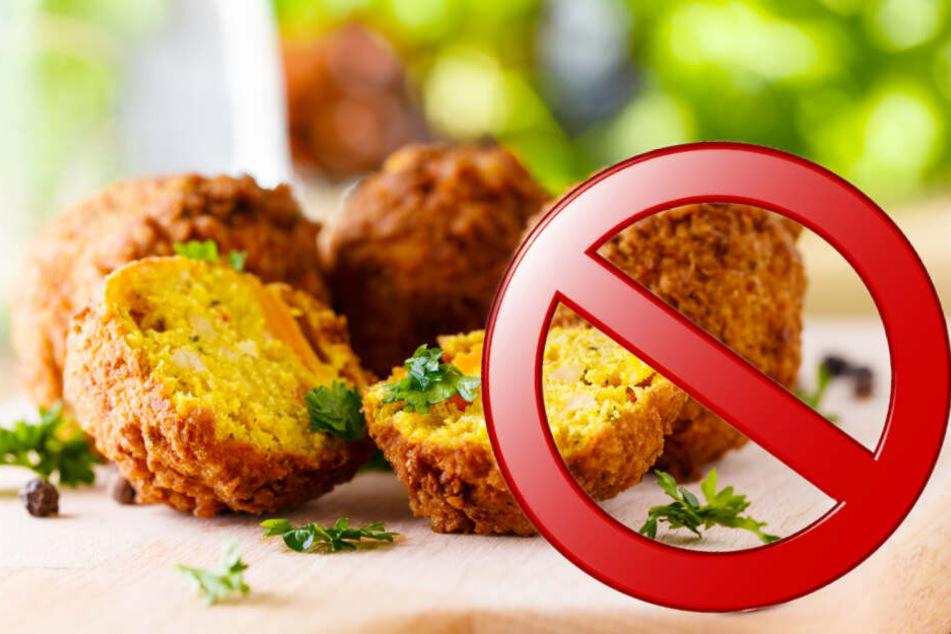 Rückruf: Diese Falafel und Nuggets können Allergikern gefährlich werden