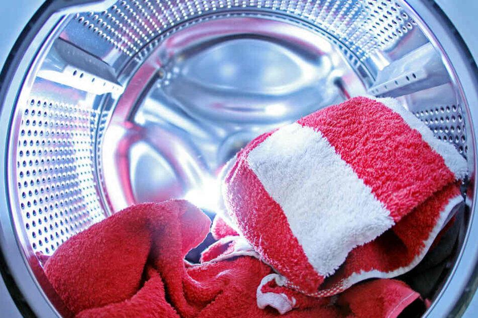 Durch handelsübliche Waschmaschinen können Keime übertragen werden. (Symbolbild)