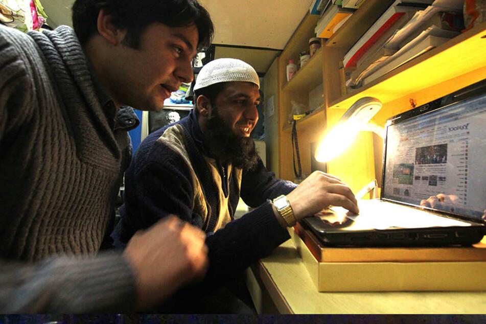In Pakistan wurden 12.968 Internetseiten gesperrt. (Symbolbild)