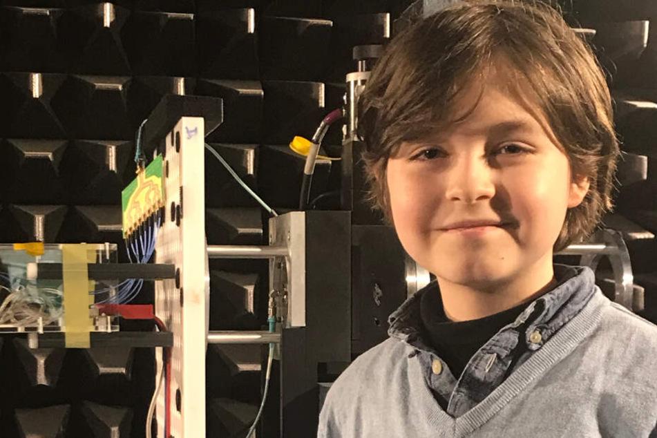 Wunderkind Laurent schließt mit neun Jahren Studium ab