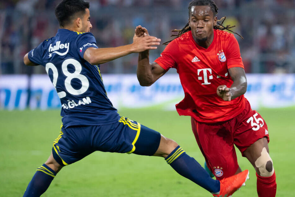 Renato Sanches (r.) wechselt vom FC Bayern München nach Frankreich.