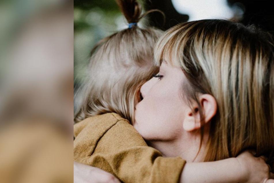 Isabell Horn und ihre Tochter sind ein Herz und eine Seele.