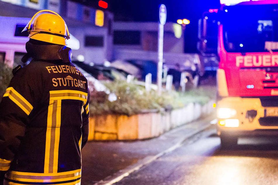 In Gera fing das Heizkissen eines Seniorenpaars Feuer.