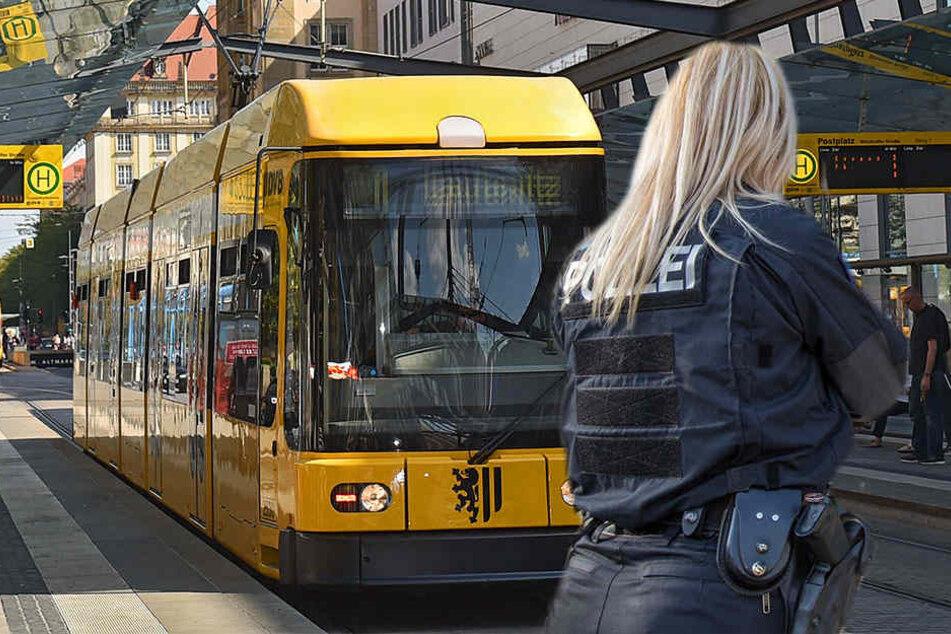 17-jährige Ausländerin in Dresdner Straßenbahn beleidigt und geschlagen!