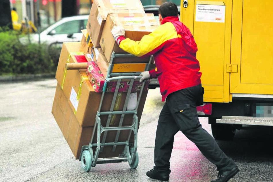 Immer wieder beschweren sich Kunden über nicht ausgelieferte Pakete.