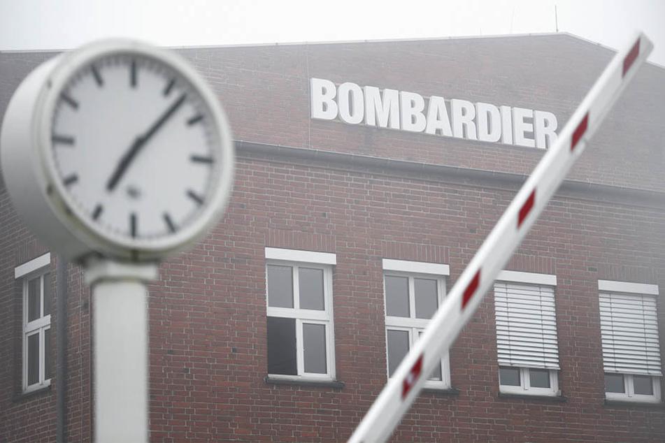 Auf das Bombardierwerk in Hennigsdorf kommen wieder bessere Zeiten zu, auch Bautzen kann hoffen.