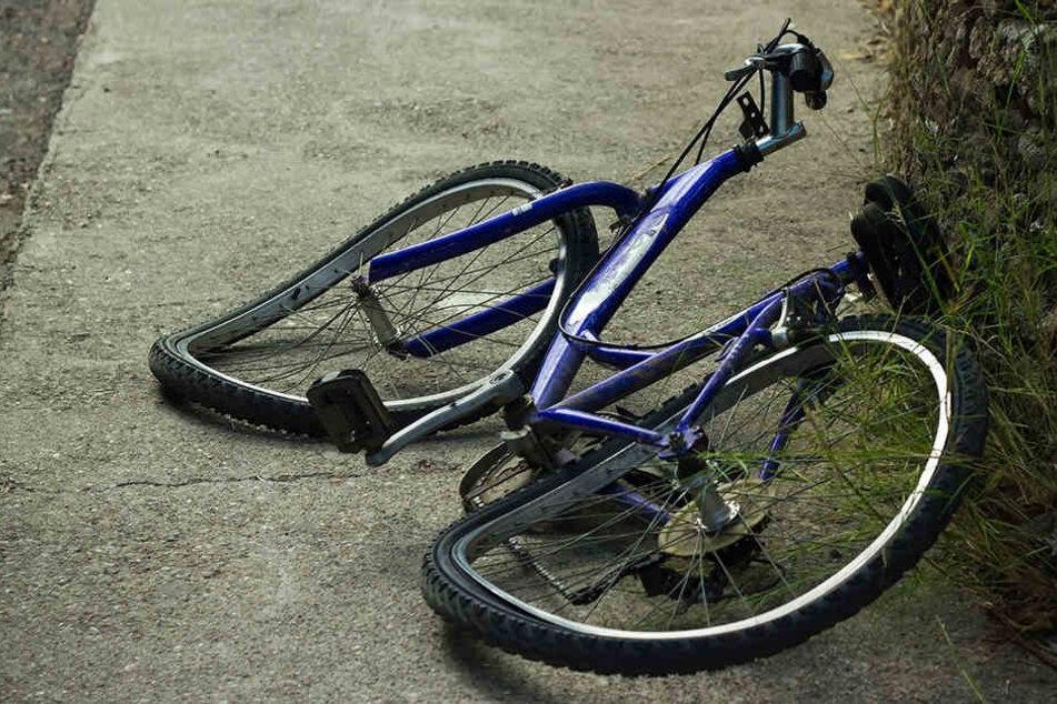 Bisher ist die Identität des Radfahrers nicht bekannt. (Symbolbild)