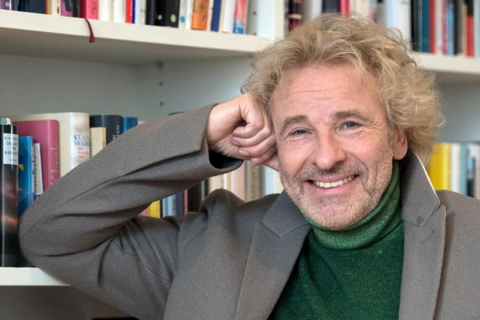 Trotz miserabler Quoten: Bayerischer Rundfunk will an Thomas Gottschalk festhalten