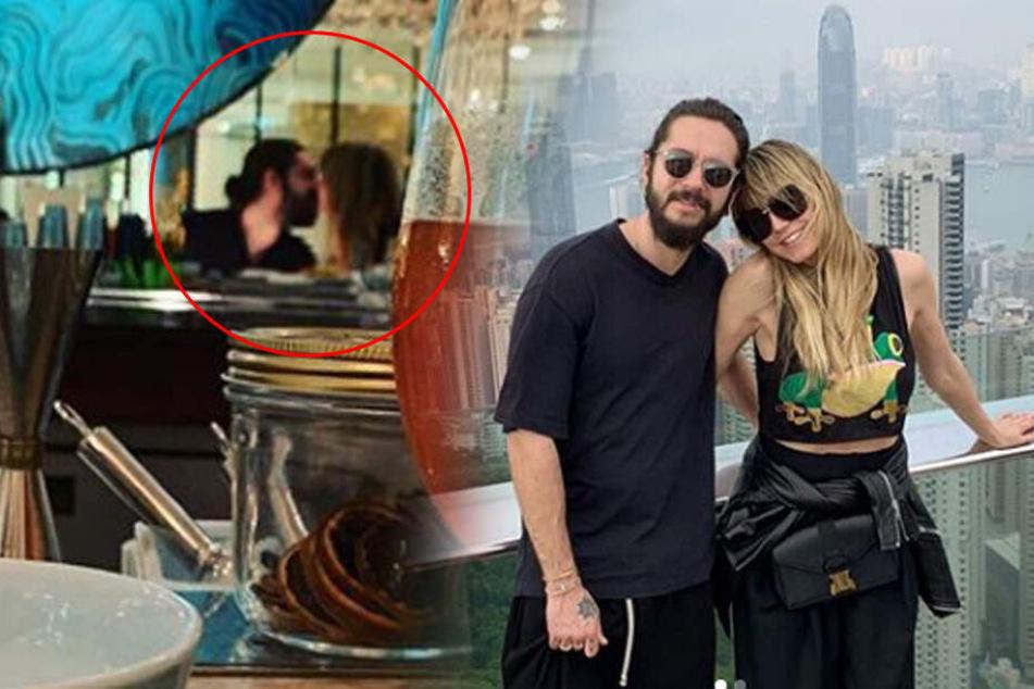Das Paar ist derzeit offenbar in Hong Kong.