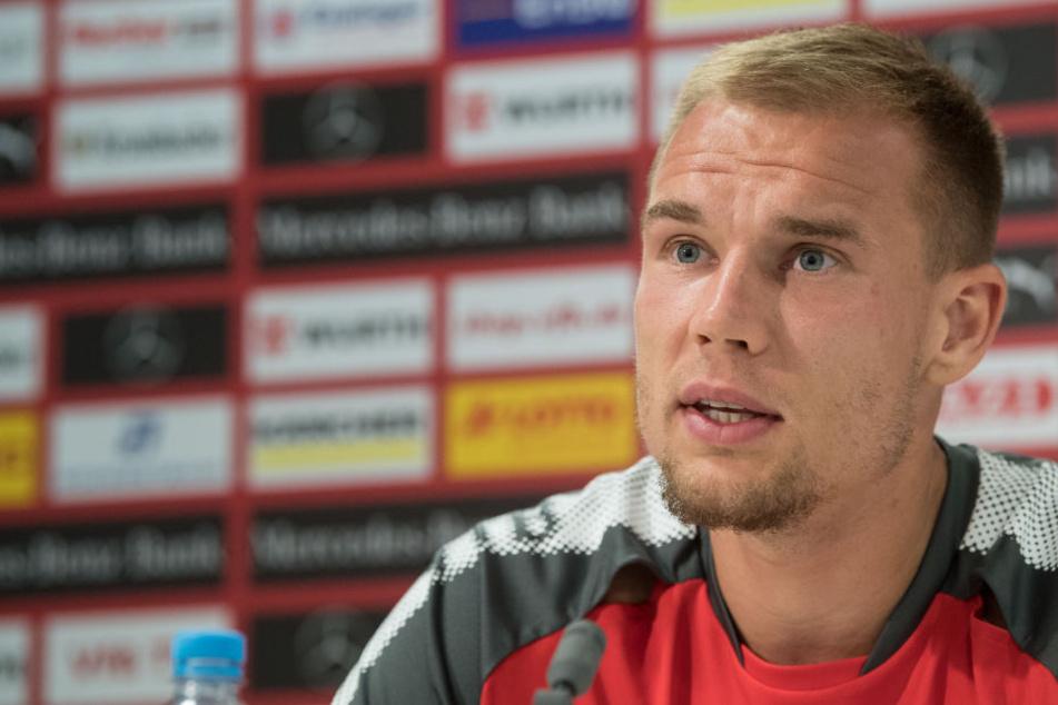 Holger Badstuber verletzte sich am Freitagmorgen beim Training. (Archivbild)