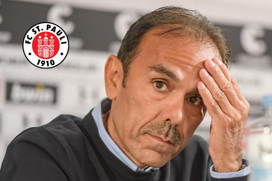 Auf Neu-Trainer Luhukay und St. Pauli wartet gleich ein echter Brocken