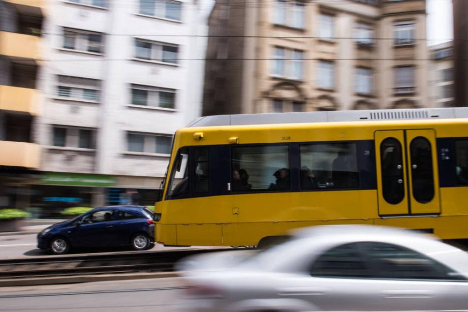Der Vorfall hat sich in einer Stadtbahn der Linie U1 ereignet. (Archivbild)
