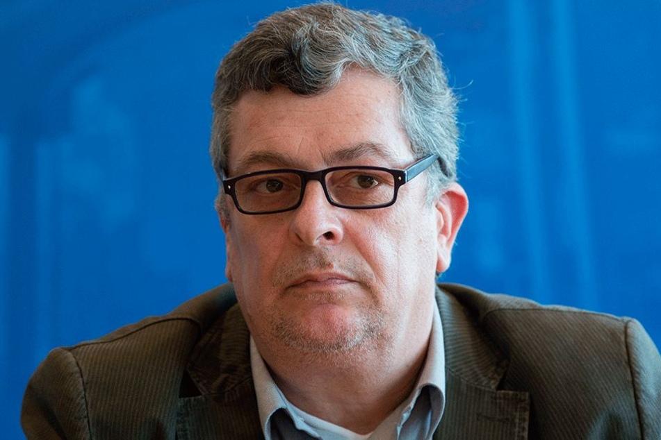 AfD-Mann Carsten Hütter (54).