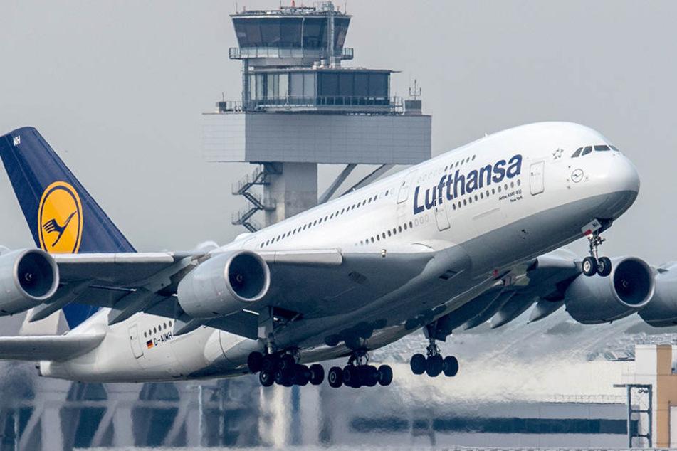 Lufthansa Streicht Direktflug Von Berlin Nach New York
