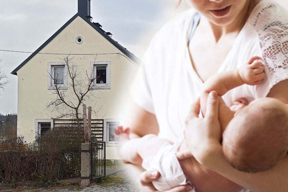 Schock in Dresden: Mutter (23) schüttelt ihr Baby tot