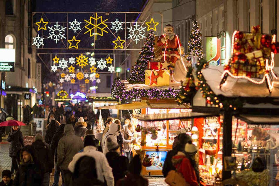 Für viele Händler lohnt es sich nicht, ihre Bude nach Weihnachten noch einmal zu öffnen.