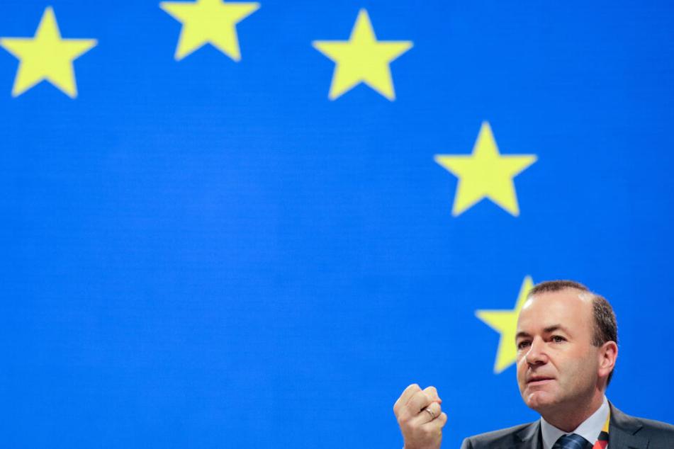 Manfred Weber ist Spitzenkandidat der CSU und der CDU bei der Europawahl.