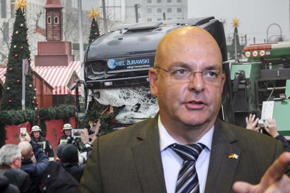 Der Opferbeauftragte Edgar Franke (58, SPD) fordert eine Verdreifachung der Soforthilfe.