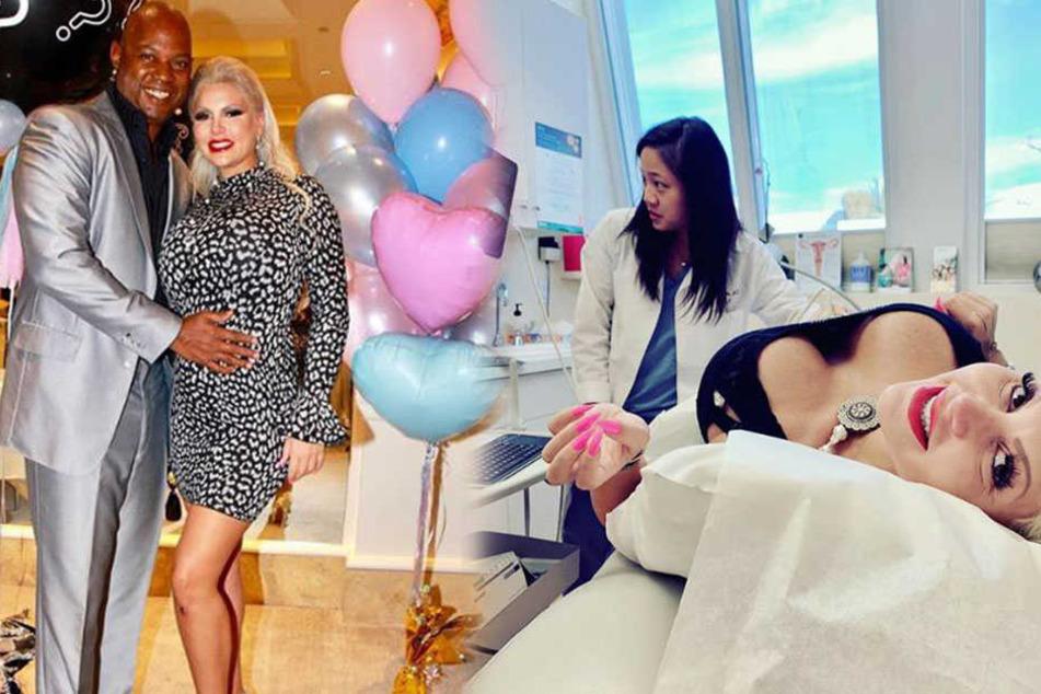 Geheimnis gelüftet! Sophia Vegas enthüllt Baby-Geschlecht
