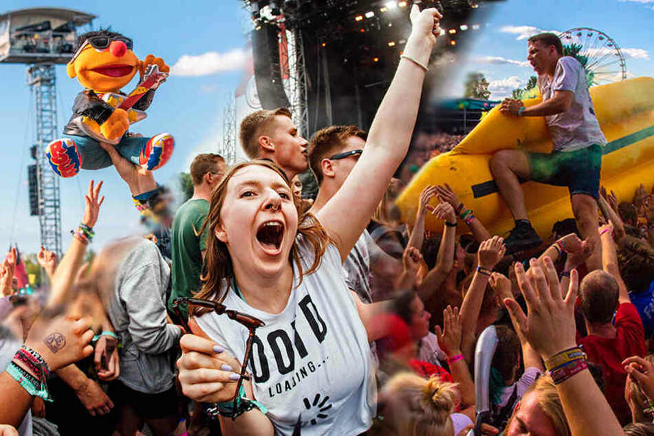 Vorfreude! Diese geilen Festivals steigen demnächst in Sachsen