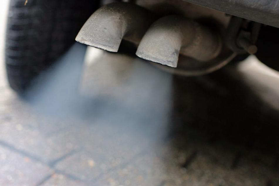 In zahlreichen deutschen Städten hat die Deutsche Umwelthilfe Diesel-Fahrverbote eingeklagt: Seit 1.Januar gilt es in Stuttgart. (Symbolbild)