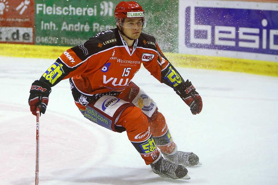 Ole Olleff fühlt sich im Sahnpark pudelwohl und hat für eine weitere Saison unterschrieben.