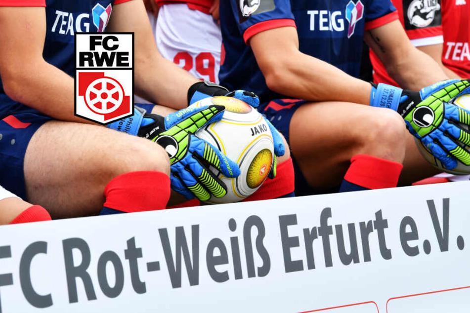 Spiel abgesagt! Rückrunden-Start von Rot-Weiß Erfurt verschiebt sich