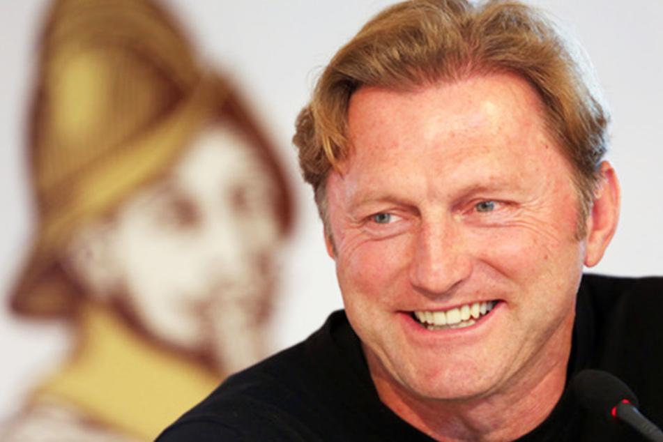 """RB Leipzig-Coach Ralph Hasenhüttl (49) träumt von dem """"Wunder von Leipzig"""""""