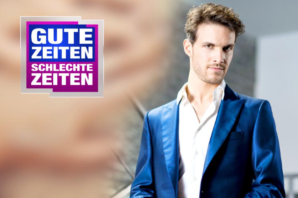 GZSZ: Dieses Geheimnis hütet GZSZ-Star Thaddäus Meilinger seit zwei Jahren!