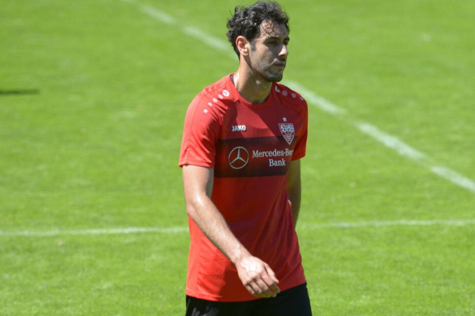 VfB-Torjäger: Hamadi Al Ghaddioui traf zuletzt im Pokal gegen den HSV.